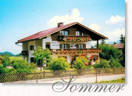 Haus Andreas im Sommer